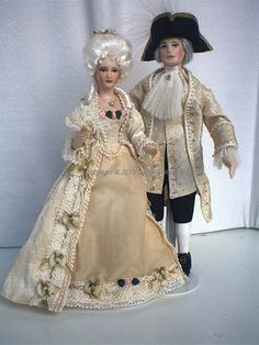 Count & Countess of Leicester