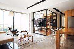glass box  // Image credits to: Home & Decor SG