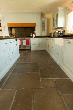 Flagstone Tiles For Kitchen Floor