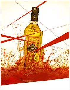 Tabasco Spicy Tequila by Jonatan Xavier