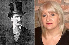Has Shropshire author Amanda really found Jack the Ripper?