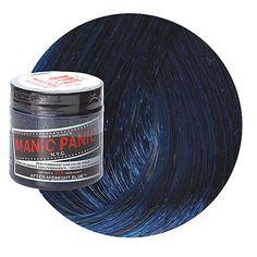 Manic Panic Clic Formula Semi Permanent Hair Color Cream After Midnight Blue 8 99
