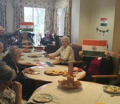 'Trip to India' for Springhill Care Home residents - Springhill Care Group Lancashire