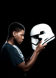 Promotional Pic for Ep. 7 ft. John Boyega- quite epic, if I do say so myself!