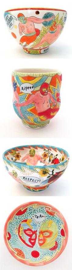 ceramics by mariko paterson (aka forage studios)