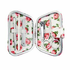 Button Rose Manicure Set | CathKidston