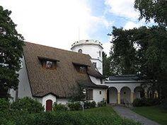 Tarvaspää- Gallen-Kallela-museo