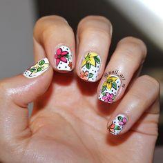 #nails #nail #fashion #style #Negler #cute #beauty #beautiful #instagood #pretty #girl #girls #stylish #sparkles #styles #gliter #nailart #art #opi #photooftheday #essie #unhas #summer #branco #rosa #love #shiny #polish #nailpolish #nailswag