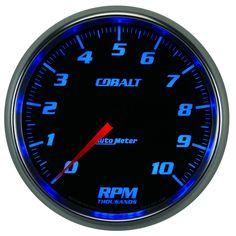 "5"" TACH, 10,000 RPM, IN- DASH, COBALT - Gauges - for the truck Cobalt"