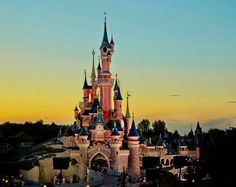Disneyland, Paris, France