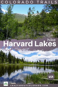 Hiking to Harvard Lakes beneath Mt. Snowshoe, Rafting, Rocky Mountain National, National Forest, Snowboard, Colorado Trail, Colorado Lakes, Travel Usa, Travel Tips
