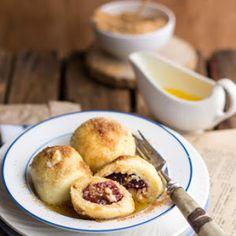 KNEDLE ZE ŚLIWKAMI French Toast, Breakfast, Blog, Fotografia, Morning Coffee, Blogging