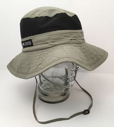 f579f25408efec Columbia Vintage Sun Hat Vented Paddling Hiking Outdoor Made In The USA  Medium #Columbia #