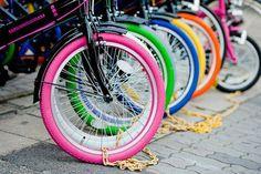 картинка найдено пользователем FatOomii. Находите (и сохраняйте!) свои собственные изображения и видео в We Heart It Collor, Find Image, We Heart It, Bike, Style, Bicycle, Swag, Bicycles, Outfits