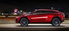 How Can Lamborghini Out-Crazy The Bentley Bentayga With Its SUV In 2018?