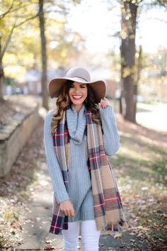 Cold Weather Look with ModCloth