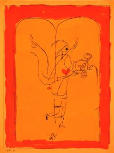 Orange – Paul Klee