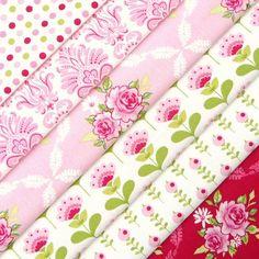 Tilda Fruit Garden Fabrics