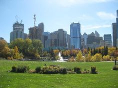 PLACES TO GO BACK AND SEE AGAIN Calgary, Alberta ...