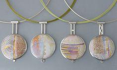 Jewellery - Ruth Ball Enamel Design