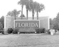 Vintage Us Hwy 1 Florida Sign - Yahoo Image Search Results Vintage Florida, Old Florida, State Of Florida, Central Florida, Highway 1, Black Water, Vacation Bible School, Sunshine State, Beach Day