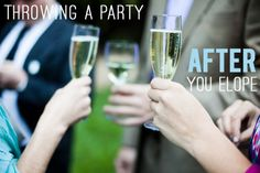 Ask Team Practical: Post-Elopement Reception - A Practical Wedding