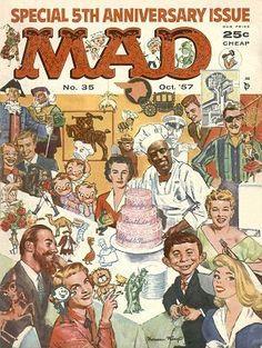 M.A.D. Magazine