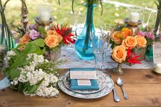 Concepts Event Design detailed lace runner used for this beautiful photoshoot with Savvy Soiree- San Diego, Catherine Bachelier Smith, Take Note! Creations, Farm Tables & More, Blooms by Breesa Lee, and Bauman Photographers