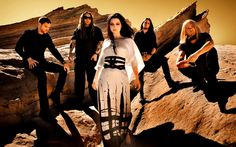 """""""An Artist Dedication: Evanescence"""" This is my favorite band. They're, like, a romantic gothic band, with a lead singer who has the most beautiful voice ever. I pinned my favorite songs, and I tried to pin fan made music videos after going through their list of music videos."""
