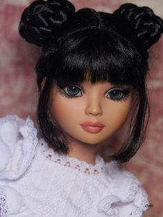 Too Wigged Out Ellowyne in Stolen Moments outfit | Wilde Imagination | Tonner Doll