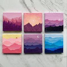 30 DIY Easy Canvas Painting Ideas for Beginners Small Canvas Paintings, Easy Canvas Art, Small Canvas Art, Easy Canvas Painting, Mini Canvas Art, Diy Canvas, Diy Painting, Large Canvas Ideas, Drawing On Canvas