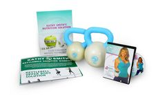 Kettlebell Solution helps you do intensive but convenient kettlebell exercises in the privacy of your home/office, and save money on gym fees and equipment. http://products.mercola.com/fitness/kathy-smith-kettlebell-solution/