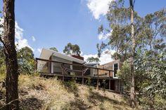 Casa de Montaña en Sydney Blue / Urban Possible
