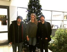 @KingKongComp are live on #TheDriveHome and the Christmas tree is up in @wlrfm! Happy Friday!  wlrfm.com/shows