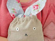 DIY-Anleitung: Bunny-Bag nähen via DaWanda.com