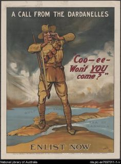 AUSTRALIAN WW I Historical Photos: WW2 & WW1 Propaganda Posters..FEB16