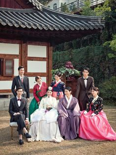 한복 Hanbok : Korean traditional clothes[dress]   #ModernHanbok #wedding