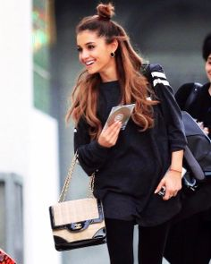 305a2138476 Ariana Grande uploaded by ariana grande on We Heart It