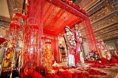 an indian wedding by Andreana Photography
