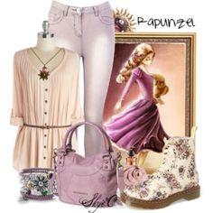 Rapunzel - Spring - Disney's Tangled