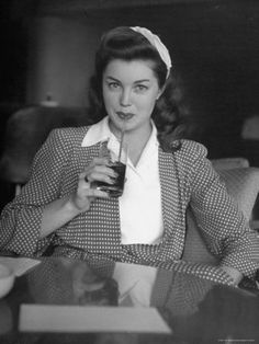 The wisdom acquired with the passage of time is a useless gift unless you share it.  Esther Williams
