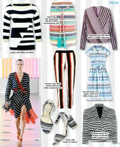 SS15 dress in S Magazine