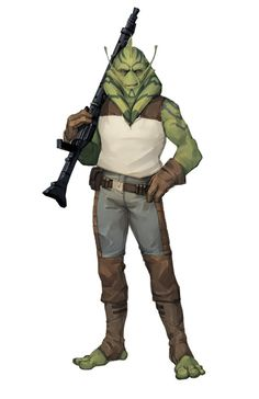 What Should I Name My Kalleran Mercenary/Bounty Hunter (Art Done By The Awesome Will Nunes) - swrpg Ffg Star Wars, Star Wars Rpg, Star Wars Characters Pictures, Sci Fi Characters, All Jedi, Star Wars Species, Dark Tide, Mandalorian Cosplay, Edge Of The Empire