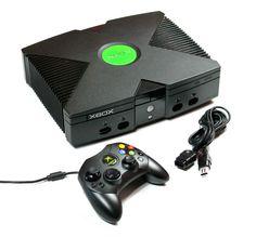 Microsoft Xbox Konsole+Original Controller,Gamepad,+Verlängerungskabel