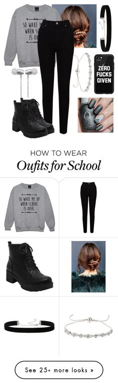"""Untitled #1212"" by lily-kun on Polyvore featuring Urban Outfitters, EAST, 2028, Miss Selfridge, Casetify and Cynthia Rowley"
