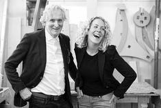 Come and meet with Richard and Alex Davidson later at our London Design Week event from See you soon! Bespoke Furniture, Furniture Design, London Design Week, Workshop, Product Launch, Meet, Blazer, Instagram, Fashion