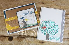 Thoughtful Branches, Stampin' Up!