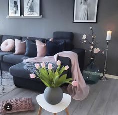 Need a new garden or home design? You're in the right place for decoration and remodeling ideas.Here you can find interior and exterior design, front and back yard layout ideas. Home Design Living Room, Living Room Decor, Living Spaces, Living Rooms, Living Room Color Schemes, Apartment Color Schemes, Modern Wall Decor, Room Colors, Room Interior