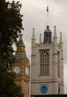 Zwei wunderschöne Türme, London - Foto: S. Hopp
