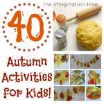 Autumn Play Collection: 40 Fabulous Ideas!